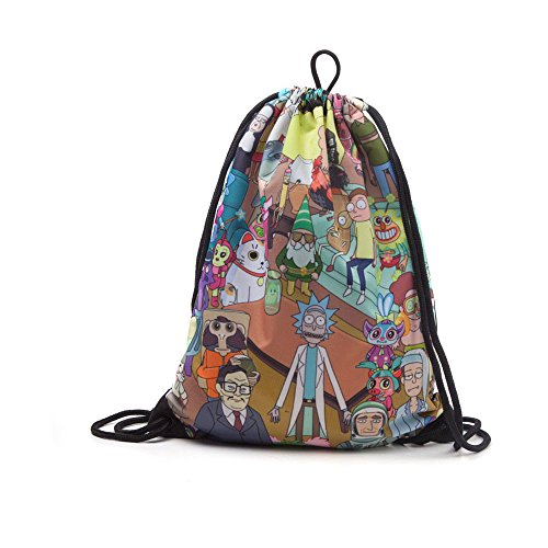 Rick and Morty Mochila de a Diario, BIO-CI353477RMT