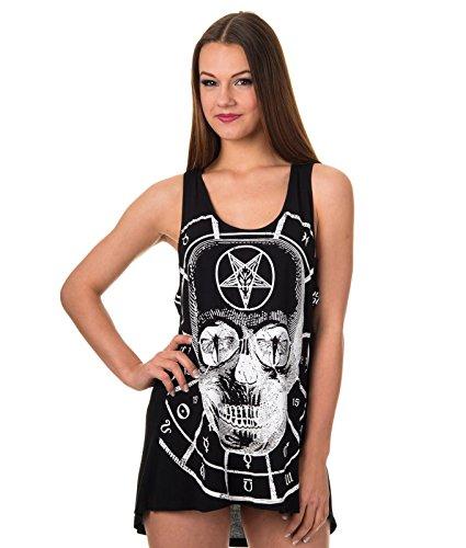 Banned Apparel - Camicia -  donna Black 42 (S)