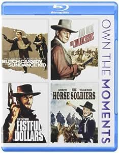 Butch Cassidy & Sundance Kid / Comancheros [Blu-ray] [US Import]