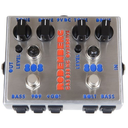 RODEN BERG ELECTRONIC DE GAS 828NG–2X OVERDRIVE