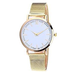 Couple Uhren, BBring Des Liebhaber Quarz Analog Handgelenk Empfindliche Legierungs Uhr Luxusgeschäfts Uhren