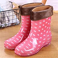 ZWXDMY Wellies,Women