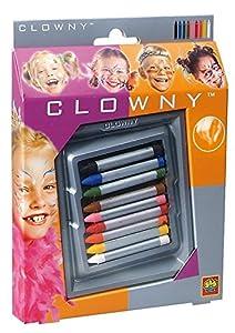 Ses Clowny - Ceras para la Cara, Color 09009