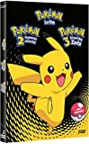 Pokémon - Coffret: Le film 1 - Mewtwo contre Mew + Le film 2 - Le pouvoir est en toi + Le film 3 - Le sort des Zarbi