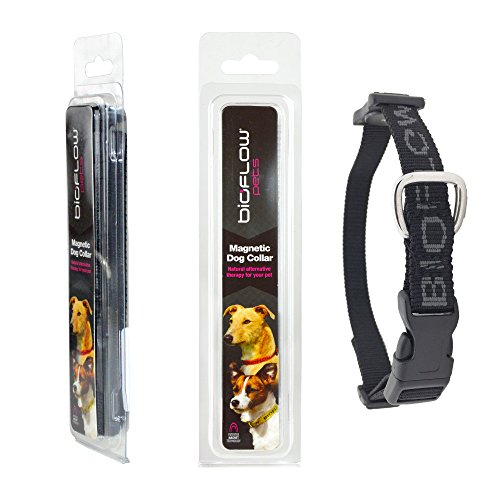 Bioflow-Dog-Collar-Black-Small-up-to-45cm