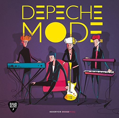 Depeche Mode (Band Records) por Soledad Romero Mariño