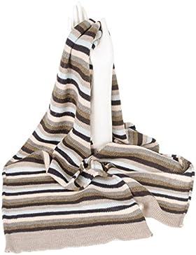 Roeckl Knit Classic 23022-529 Damen Ringelschal multi mink