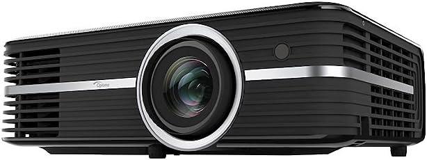 Optoma UHD51 4K DLP-Projektor (UHD, 2400 Lumen, 500.000:1 Kontrast, 3D, Zoom 1,3x)