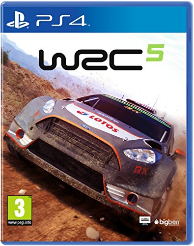 World Rally Championship 5 - PlayStation 4