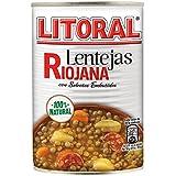 Litoral Lentejas Riojanas - 430 g