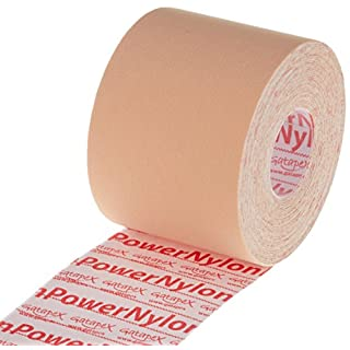 Gatapex Nylon Power Physio Tape for Gatapex Kinesiology and Power Taping / Skin-Coloured