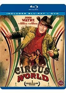 Circus World (Wild West Show) (Blu-ray + DVD) (1964) (Region 2) (Import)