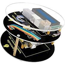Sharplace Keyestuido Diy Elektronische Skala Starter Basierend auf Uno R3 + 64 Seiten Buch für Arduino