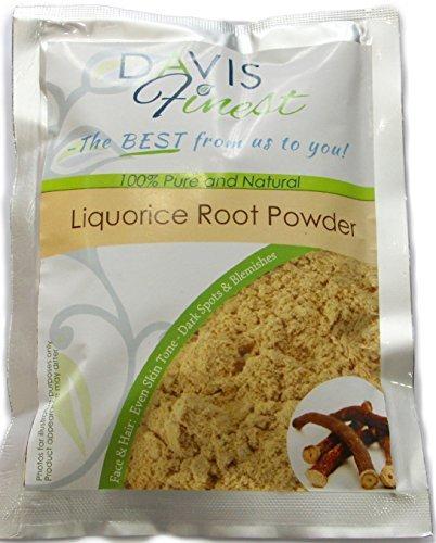 davis-finest-premium-liquorice-root-poudre-100-pure-et-naturelle-masque-facial-nettoie-et-ton-peau-l