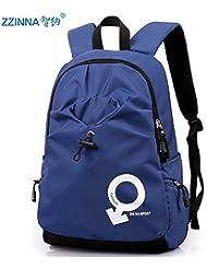 Los deportes masculinos CengBao Bolsa de viaje de ocio hombros mochilas escolares a los estudiantes de bachillerato del paquete y la versión coreana de moda