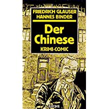 Der Chinese: Krimi-Comic