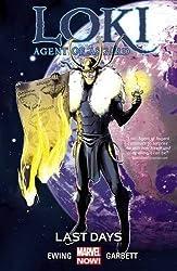 Loki: Agent of Asgard Vol. 3: Last Days by Al Ewing (2015-10-13)