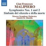 Malipiero: Symphonies Vol.2