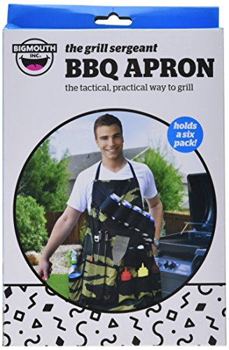 BigMouth-Inc-The-Grill-Sergeant-BBQ-Apron