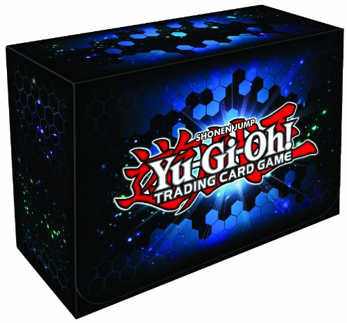 Konami Porta Mazzo Doppio per Yu-Gi-Oh! Ufficiale
