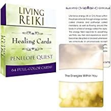 Living Reiki Healing Cards (Tarcher Inspiration Cards)