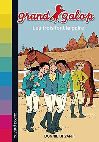 Un Et Un Font Trois - LES TROIS FONT LA PAIRE -