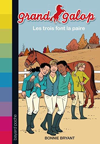 LES TROIS FONT LA PAIRE - N1