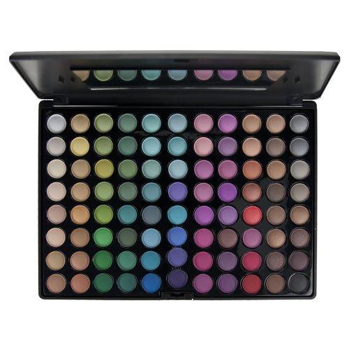 Blush Professional Palette de 88 ombres à paupières