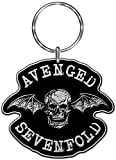 Avenged Sevenfold Standard Keychain: Death Bat