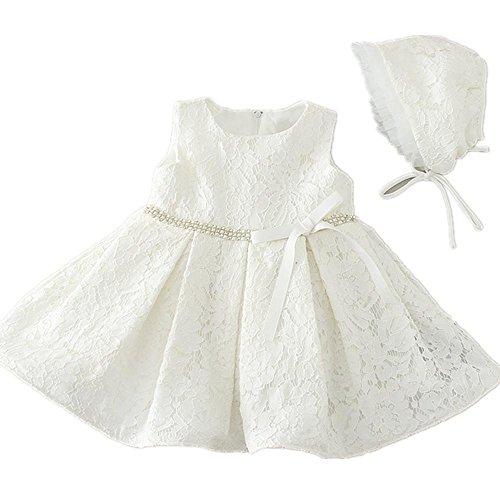 HELLO BABY Baby Mädchen (0-24 Monate) Taufbekleidung elfenbeinfarben 6-12 Monate