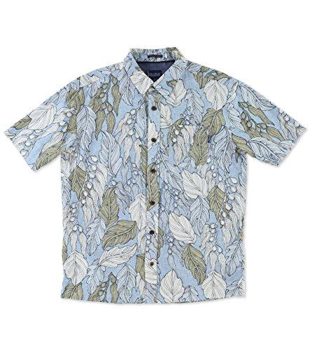 Jack O'Neill Männer Leben Aquatic Kurzarm Woven Shirt XL (Woven Oneill-shirt)