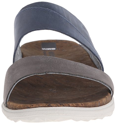 Merrell Damen Around Town Slide Offene Sandalen Blue