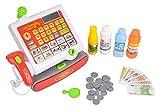 Registrierkasse Elektronische Kinder Spielzeugkasse Scanner Scannerkasse