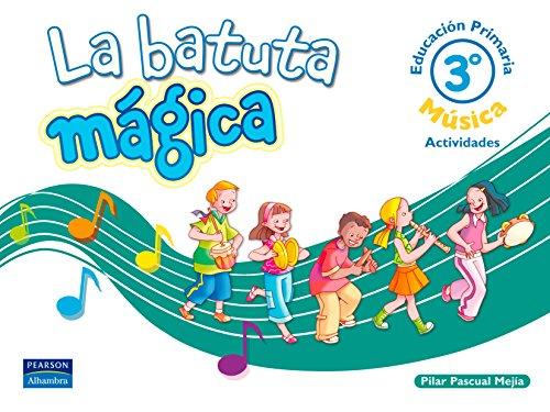 La batuta mágica 3 cuaderno de actividades - 9788420539850