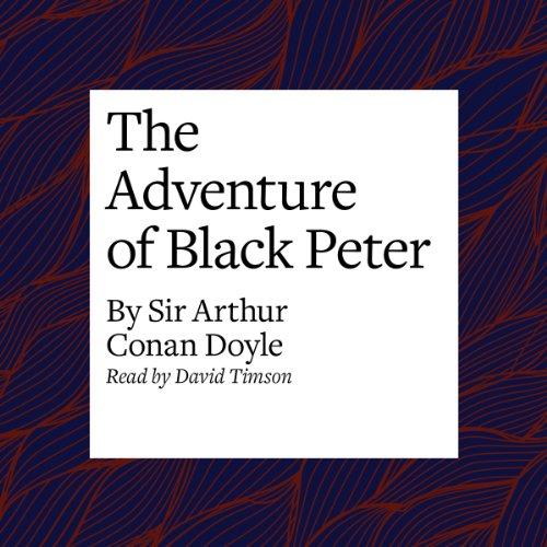 The Adventure of Black Peter  Audiolibri