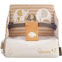 Jane bag-highchair (elefante)