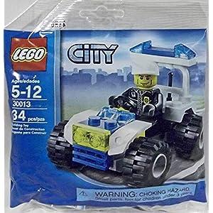 LEGO City: Passeggino della Polizia 30013 0673419153799 LEGO