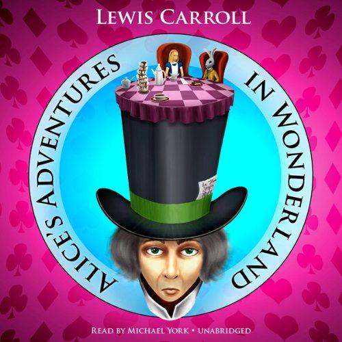 Alice's Adventures in Wonderland  Audiolibri