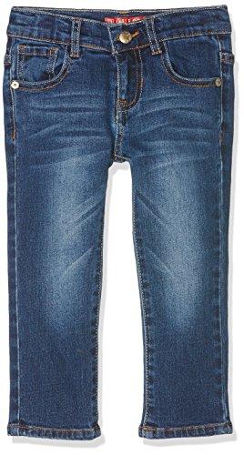 Guess Unisex Baby Jeans N71A55D2F90 Blau (Dark Blue 798), 122 (Herstellergröße: 2) (Baby Guess Jeans)
