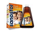 Sanostol Multi-Vitamine: Für Kinder ab 3 Jahre und Erwachsene, unterstützt ein gesundes Immunsystem mit den Vitaminen A und D, 230ml