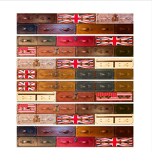 LGXINGLIyidian Retro Maleta Británica Estilo Europeo