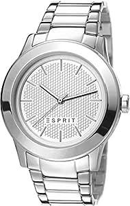 Esprit - ES107902003 - Montre Femme - Quartz Analogique - Bracelet Acier Inoxydable Argent