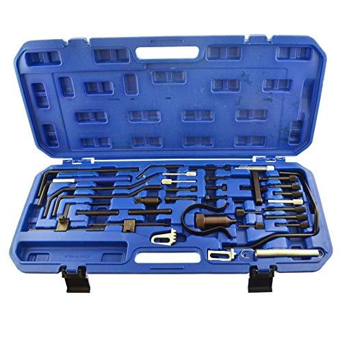 Capricornleo AT416 Kit d'outils de Verrouillage de Distribution pour Moteur Essence et Diesel Citroën et Peugeot