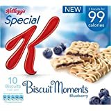 Special K Biscuit Moments Blueberry de Kellogg (de 5x25g) - Paquet de 6
