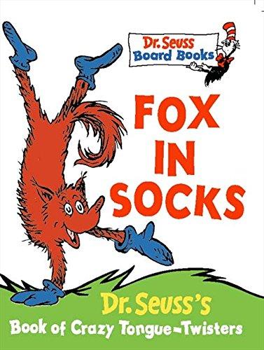 Book cover for Fox in Socks