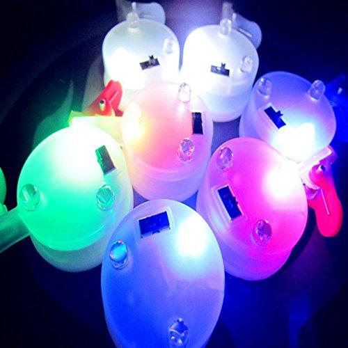 Inovey 3 LEDs Shinning LED-Licht Für Drachen Fliegen Nacht Umschaltung Linie Lampe