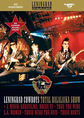 Leningrad Cowboys & Alexandrov Rote Armee Ensemble - Total Balalaika Show