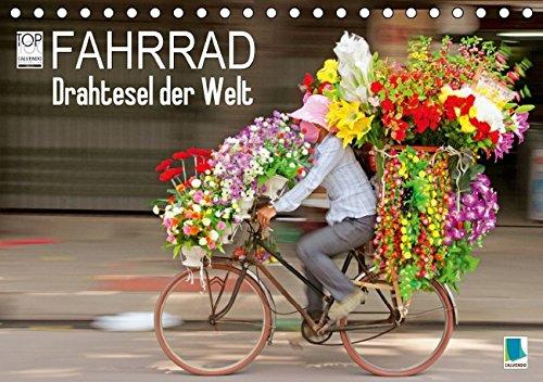 Fahrrad – Drahtesel der Welt (Tischkalender 2016 DIN A5 quer): Fahrrad: Mehr als ein Fortbewegungsmittel (Monatskalender, 14 Seiten) (CALVENDO Mobilitaet)