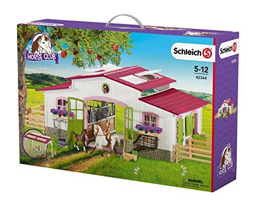 schleich-42344-giocattolo-centro-equitazione-con-cavalli-e-accessori