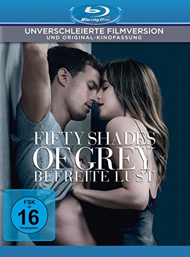 Fifty Shades of Grey - Befreite Lust [Blu-ray]